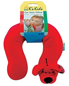 K's kids: Patrick Car Seat Pillow - 20% OFF!!
