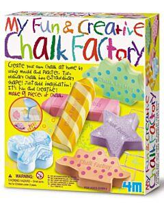 4M Fun Craft | Chalk Factory - 15% OFF!!