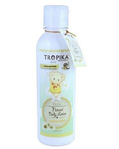Tropika: Natural Body Lotion - Chamomile (230ml) - 21% OFF!