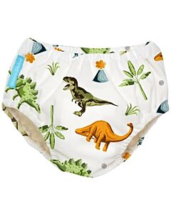 Charlie Banana: Reusable 2-in-1 Swim Diapers and Training Pants Dinosaurs - (Large) - 25% OFF!!