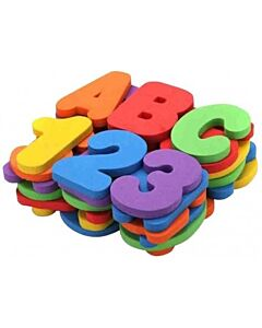 Cheekaaboo Bath Letters and Numbers - 10% OFF!!