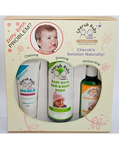 Cherub Rubs: Eczema Gift Set - 24% OFF!!