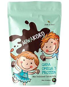 MIWAKOKO Choco Plant Milk 30g x 10 packets [14% OFF!!]