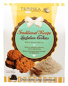 Tropika Lactation Cookies - Chocolate Chip Oatmeal - 25% OFF!!