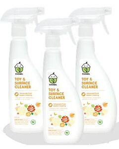 Chomel Toy & Surface Cleaner (500ml x 3) - 30% OFF! (RM18.83 Each)