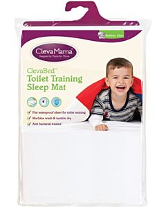 Clevamama Clevabed Toilet Training Sleep Mat (White) - 23% OFF!!