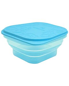 Marcus & Marcus | Collapsible Snack Container | Lucas (Hippo) - 10% OFF!!