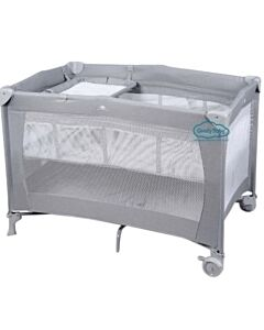 Comfy Baby Exclusive Travel Cot + FREE Playpen Mattress Topper 71*104*3 + free mosquito net (Free gift worth Rm178.30)