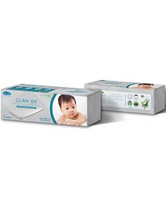 Comfy Baby Purotex Clima Air Memory Foam Mattress (60x120x10cm) (S) - 15%