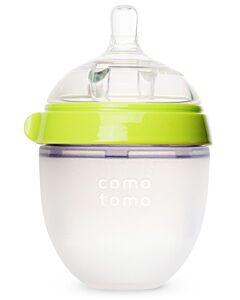 Comotomo Natural Feel Silicone Baby Bottle 150ml / 5oz (Green) - 20% OFF!!