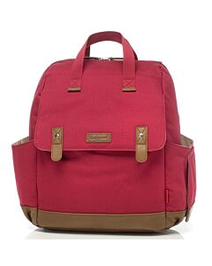 Babymel: Robyn Convertible Backpack - Red - 15% OFF!!