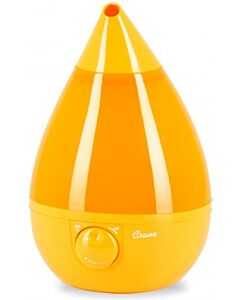 Crane Ultrasonic Cool Mist Humidifier Drop Shape (Orange) - 25% OFF!!