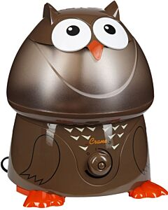 Crane Ultrasonic Cool Mist Humidifier Owl - 34% OFF!