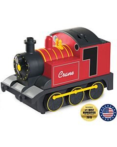 Crane Ultrasonic Cool Mist Humidifier Train (Red) - 28% OFF!!