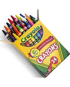 Crayola Nontoxic Crayons - 24ct - 25% OFF!!