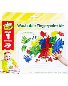 Crayola My First Crayola Fingerpaint Kit - 20% OFF!!