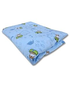 Bumble Bee: Fitted Crib Sheet | Bear's Trekking Trip - 25% OFF!!