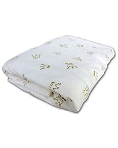Bumble Bee: Fitted Crib Sheet | King Of Hearts - 25% OFF!!