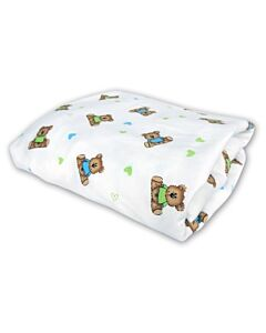 Bumble Bee: Fitted Crib Sheet | Love - 25% OFF!!