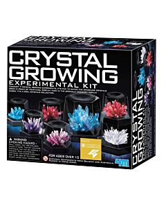 4M Kidz Labs | Crystal Growing Experimental Kit - 15% OFF!!