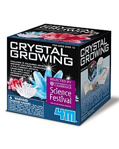 4M Kidz Labs | Crystal Growing - 15% OFF!!