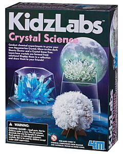 4M Kidz Labs | Crystal Science - 15% OFF!!