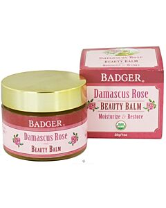 Badger: Damascus Rose Beauty Balm - 18% OFF!!