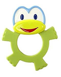 Bright Starts: Dancing Teether Friend (green) - 10% OFF!