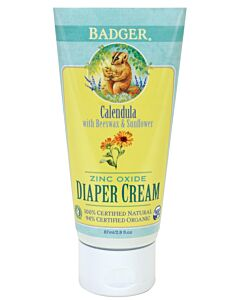 Badger: Zinc Oxide Diaper Cream