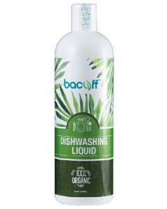 Bacoff: Dishwashing Liquid 500ml - 17% OFF!