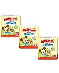 MamyPoko Disney Mickey Pants M58 (7-10kg) *3 pack bundle*