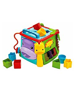 Fisher-Price: Play & Learn Activity Cube - 15% OFF!!