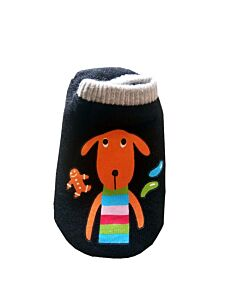 Baby Island Socks - Dog (6 - 12months) - 10% OFF!