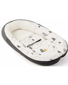 Doomoo - Cocoon Babynest (Bear Anthracite) - 10% OFF!!
