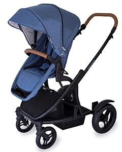 Babyhood: Doppio Inline Stroller (Single) - Marina - 21% OFF!!