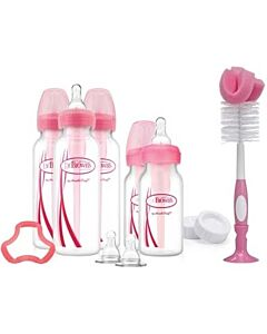 Dr. Brown's: Options™ Gift Set - Narrow-Neck Bottle (Pink) - 35% OFF!!