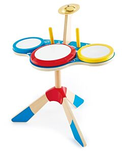 Hape Toys: Drum & Cymbal Set (3+ Years) - 12% OFF!!
