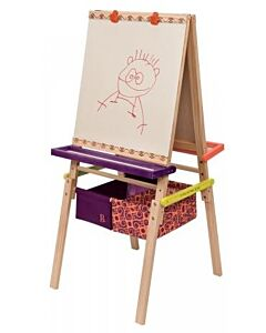 B.Toys: Battat B.Easel Does It ™ (From 3 to 5 Years Old) - 45% OFF!!