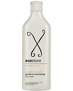 Ecostore Gentle & Nourishing Body Wash Coconut & Vanilla (400ml) - 48% OFF!