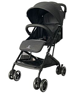 Crolla™ Air Flex (The First 1sec Fold Stroller) | Elegant Black - 44% OFF!!
