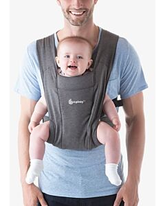 Ergobaby: Embrace Newborn Carrier - Heather Grey (RM100 OFF!) - 18% OFF!!