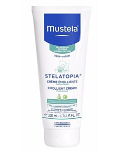Mustela: STELATOPIA® Emollient Cream 200ml - 25% OFF!!