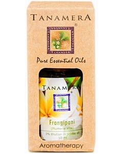 Tanamera Essential Oil Frangipani 10ml - 15% OFF!!