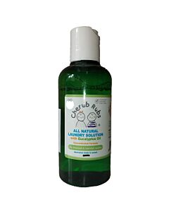 Cherub Rubs All Natural Laundry Solution with Eucalyptus Oil (25ml)