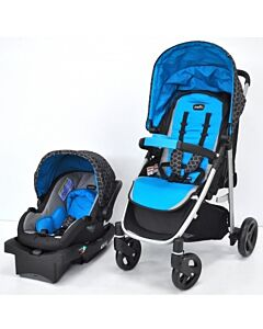 Evenflo Travel System Stroller Flipside™ (EV4380U/31W3) - 47% OFF!!