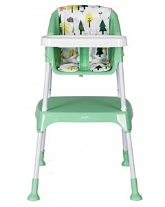 Evenflo Convertible 3-In-1 High Chair (EV9312-ELBL) - 20% OFF!!