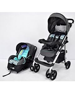 Evenflo Travel System Stroller (EV5104U/34) - 37% OFF!!