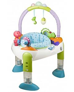 Evenflo D Is For Dino Exersaucer (3056-DINO) - 45% OFF!!