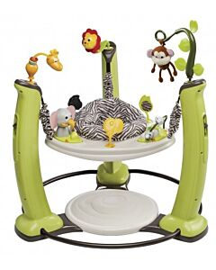 Evenflo Jungle Quest Exersaucer (8333-JGQT) - 40% OFF!!