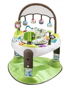 Evenflo Tree House 3-In-1 Exersaucer (3051-TRHS) - 47% OFF!!